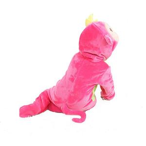 21131bef4f08 Pink Monkey Blanket Sleeper