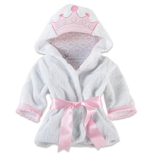 Princess Hooded Bathrobe