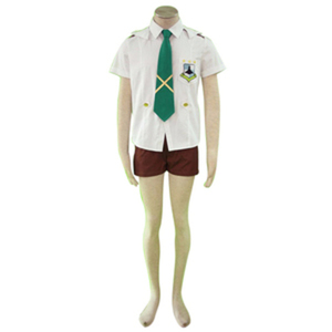 Macross Frontier - Mihoshi Academy Summer Uniform