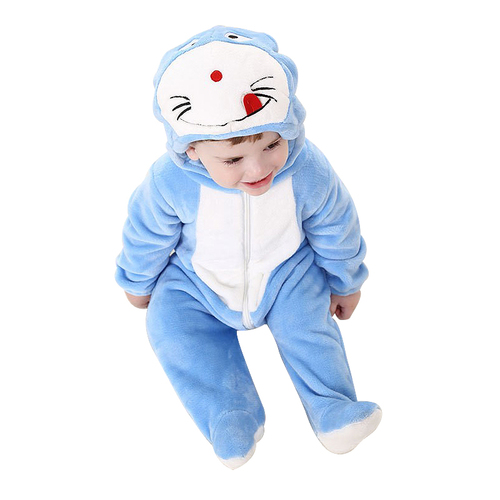 30a95253f Doraemon Blanket Sleeper